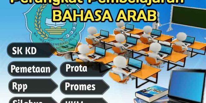 perangkat pembelajaran bahasa arab kelas 11 kurikum 2013