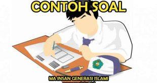 Contoh Soal Bahasa Indonesia Kelas 12 Semester 1 dan Jawaban