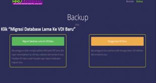 cara migrasi database, database vdi ard, cara backup database vdi ard, download vdi ard terbaru, cara restore database ard, ard error
