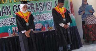 wisuda ma igi, ma insan generasi islami