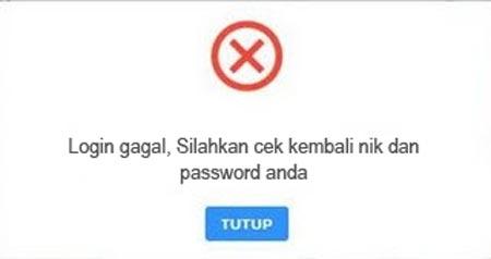 cara mengatasi gagal login akun emis kepala madrasah, gagal registrasi akun emsi kamad, tidak bisa login emis kepala madrasah
